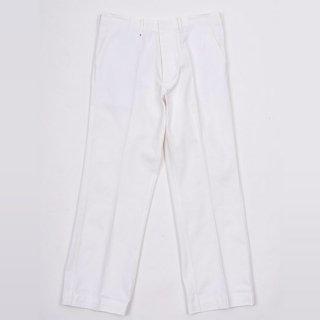 プロが使う 白ズボン(綿)【業務向き】【布製品】