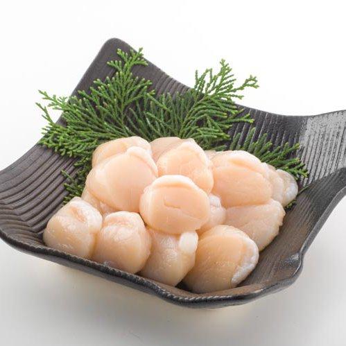 5010 北海道産 ほたて貝柱 刺身【1kg】