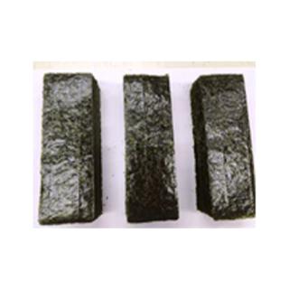韓国産 焼海苔 おにぎり用横3切 カット分300枚入