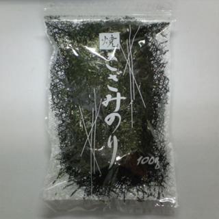 焼きざみのり(幅2mm) 【並印】 100g