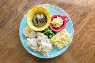 豚と白菜のミルフィーユ煮
