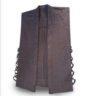 オリジナル作務衣・袖なし羽織