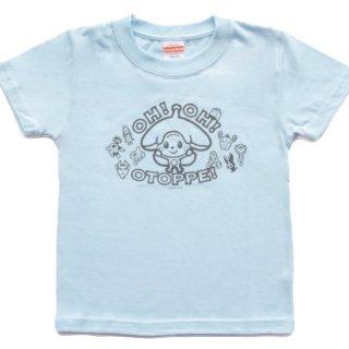 オトッペ<br>Tシャツ<br>ライトブルー
