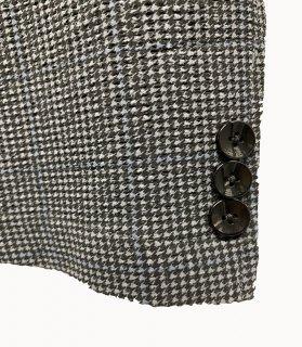 メンズジャケット袖丈詰め出し4センチ以上 アキミセ仕上げ セッパ無し|袖丈詰め ジャケット