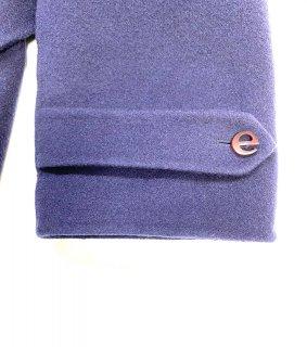 メンズ・レディースコートストラップ仕上げ|コートの袖丈詰め 袖口ペラ移動 ストラップ移動
