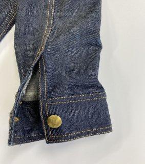 ジージャンの袖丈詰め|メンズ レディース ジージャン デニム 袖丈詰め