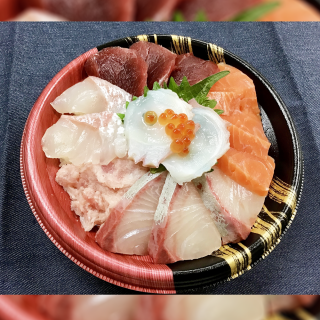 【カクアゲ本店】海鮮丼