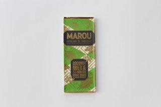【MAROU】ココナツミルク&ベンチェ55% ミニバー