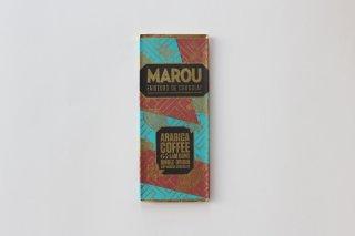【MAROU】アラビカコーヒー&ラムドン64% ミニバー