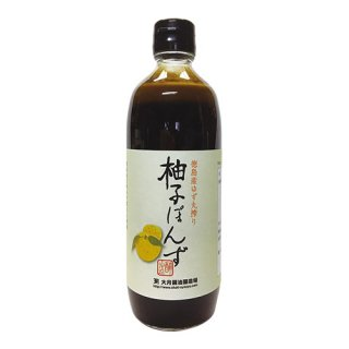 YU-1 柚子ぽんず 500ml