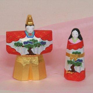 立雛(6寸金袴)