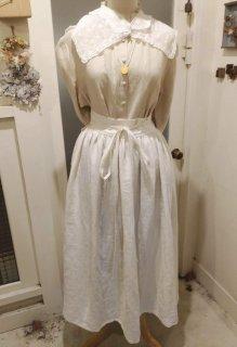 中世アンティーク風巻きスカート