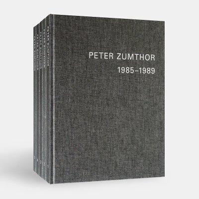 ピーター・ズントー【Peter Zumthor 1985-2013】