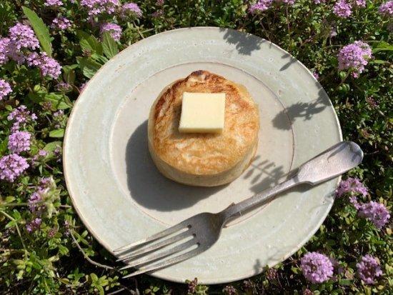 スペルト小麦のパンケーキミックス【4枚用】&梅ジャム【M】セット