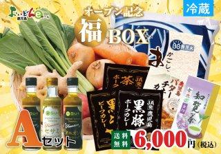 【限定50・送料無料】オープン記念福BOX Aセット