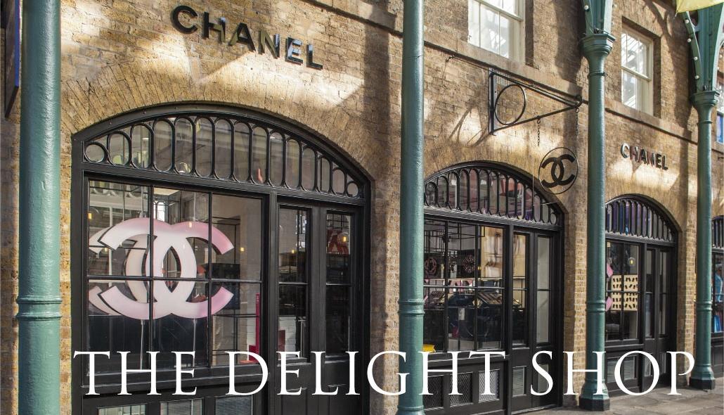 vintage & select shop The Delight shop