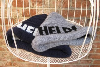 TheDelight HELP! KNIT CAP(ヘルプ ニット キャップ)