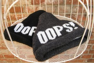 TheDelight OOPS! KNIT CAP(ニット キャップ)