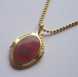 TheDelight COLOR MEDAI PENDANT(カラー メダイ ペンダント)