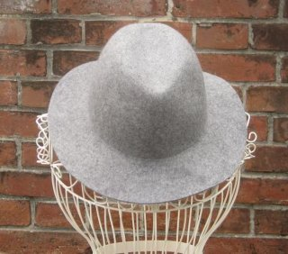 TheDelight WOOL FEDORA HAT(ウール 中折れ ハット)