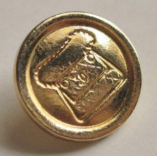 454 CHANEL VINTAGE (シャネル ヴィンテージ) マトラッセ バッグ デザイン ボタン ゴールド