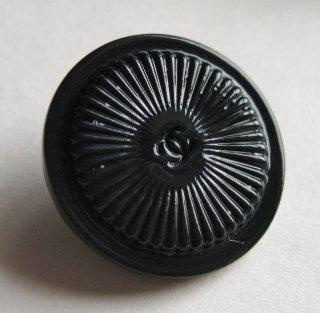427-1 CHANEL VINTAGE(シャネル ヴィンテージ)COCOマーク デザイン  ボタン ブラック