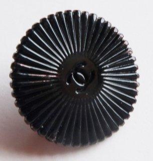 483 CHANEL VINTAGE(シャネル ヴィンテージ)COCOマーク デザイン  ボタン ブラック
