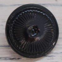 707-2 CHANEL(ヴィンテージ シャネル) COCOマーク ボタン ネイビー