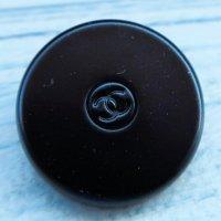 728 CHANEL VINTAGE (シャネル ヴィンテージ) COCOマーク デザイン ボタン ブラック
