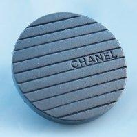 822 CHANEL(ヴィンテージ シャネル) COCOマーク デザイン ボタン シルバー