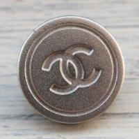 828 CHANEL VINTAGE (シャネル ヴィンテージ) COCOマーク デザイン スナップボタン