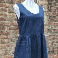 TheDelight vintage DENIM NOSLEEVE ONEPIECE(デニム ノースリーブ ワンピース)