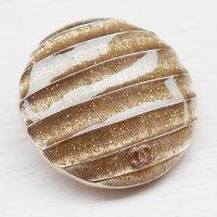 916 CHANEL(ヴィンテージ シャネル)COCOマーク デザイン ボタン ゴールド