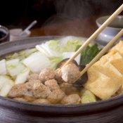 『特製鶏つみれ鍋セット』高級料亭仕込