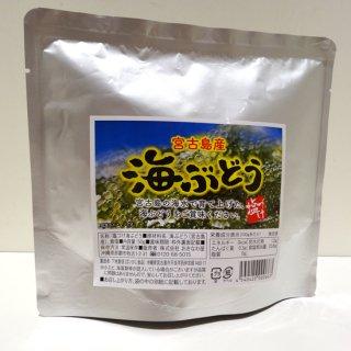 宮古島産 海ぶどう(塩づけ)50g