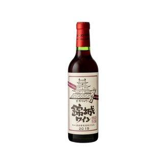 錦城ワイン マスカットベーリーA 360ml