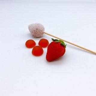 【りんごグミ】りんごグミ(いちご)