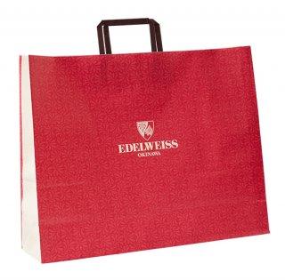 エーデルワイス沖縄 紙袋(Lサイズ)