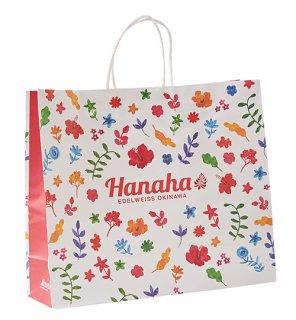 Hanaha 紙袋(Mサイズ)