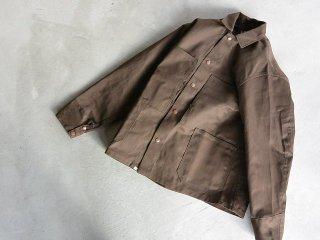 SASSAFRAS ササフラス / Transplant Jacket brown
