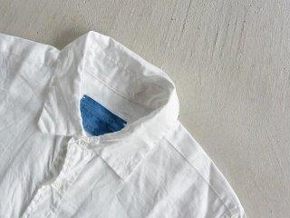 AULICO アウリコ / Cotton Shirts white