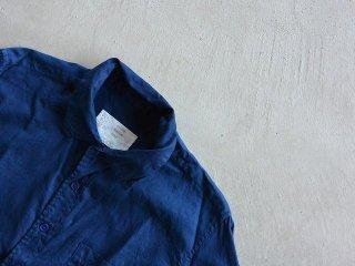 AULICO アウリコ / Cotton Shirts navy