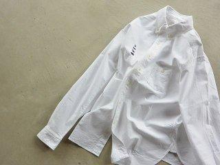 MOUNTAIN RESEARCH マウンテンリサーチ / Animal Shirt white