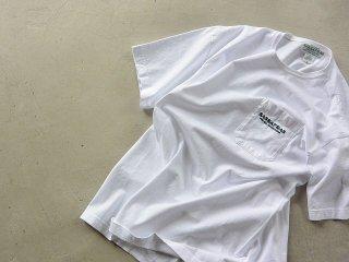 SASSAFRAS ササフラス / CCP T 1/2 SF EMB white