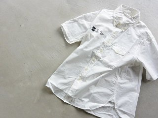 MOUNTAIN RESEARCH マウンテン リサーチ / B.D. S/S white