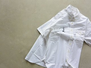 MOUNTAIN RESEARCH マウンテンリサーチ / B.D. S/S white