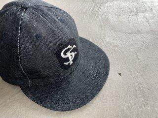 SASSAFRAS ササフラス / SF Logotype Patch Cap