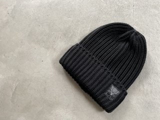 SOUTH2 WEST8 / Watch Cap - W/A Knit black