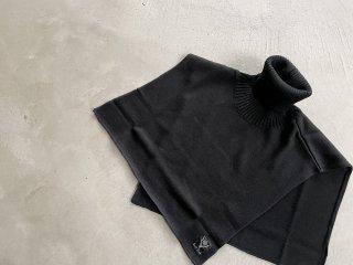 SOUTH2 WEST8 / Dickey Turtle - W/A Knit black