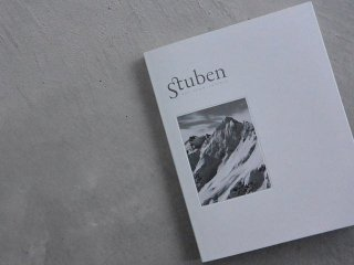 Stuben Magazine 04 our snow culture by YOICHI WATANABE